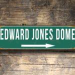 EDWARD JONES Dome Sign