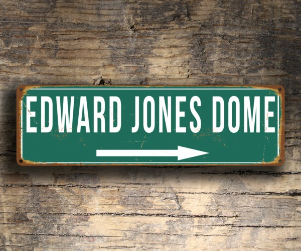 EDWARD JONES Dome Sign