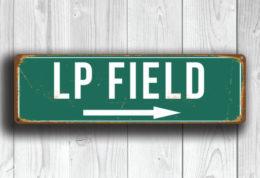LP Field Sign