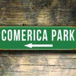 Comerica Park Stadium