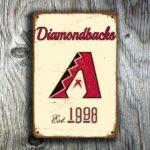 ARIZONA DIAMONDBACKS SIGN