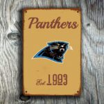 Carolina Panthers Sign