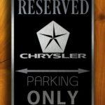 Chrysler Sign