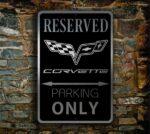 Corvette Sign