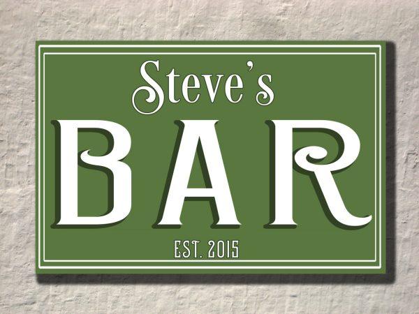 Home Bar Decor
