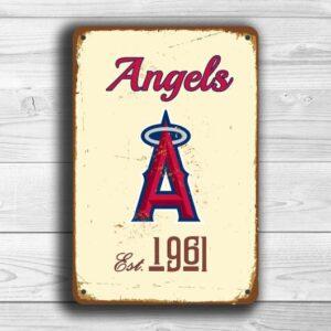 LA Angels Sign