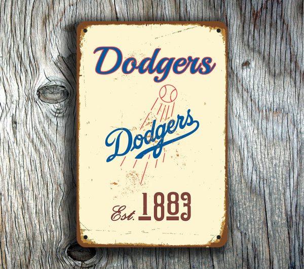 LA Dodgers Sign