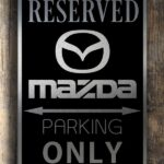 Mazda Parking