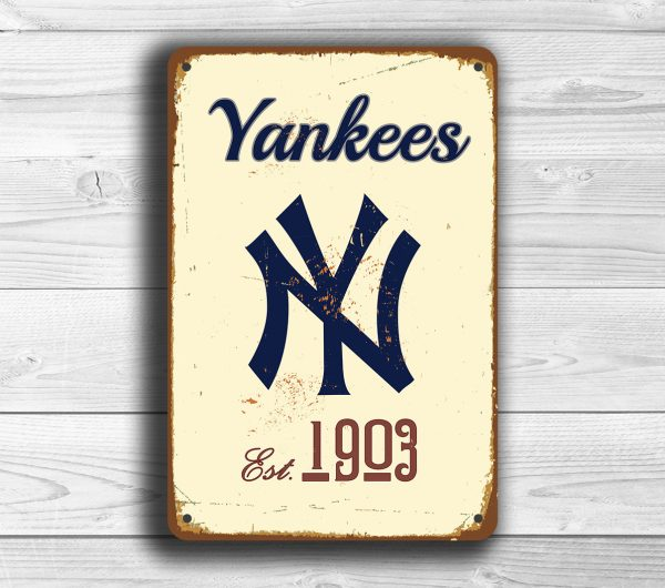 NEW YORK YANKEES Sign