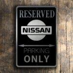 Nissan Parking