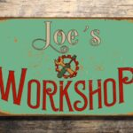 Workshop Signs