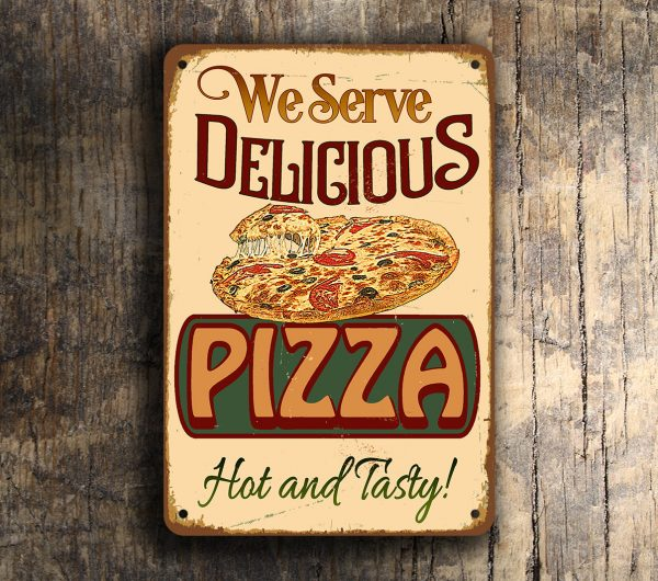 PIZZA RESTAURANT SIGN