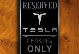 Tesla Signs