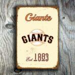SAN FRANCISCO GIANTS  Sign