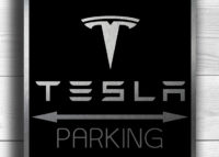 Tesla Only Sign