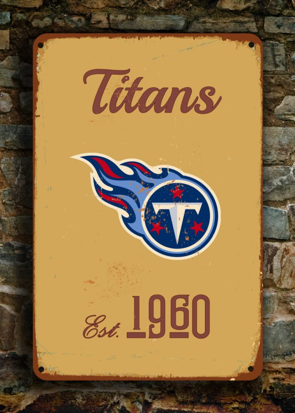 Titans Sign
