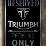 Triumph Parking