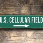 US Cellular Field Sign