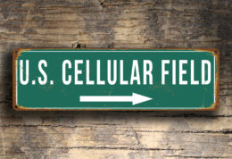 Baseball Stadium Signs