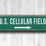 US Cellular Field Signs