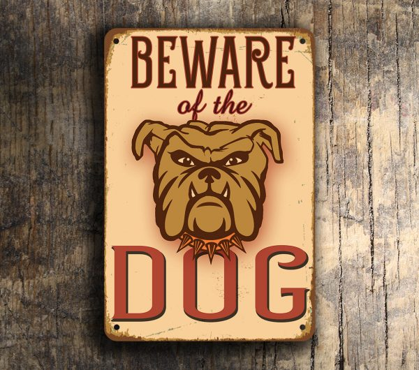 Vintage Style Beware Dog Sign  Classic Metal Signs. Otf Signs Of Stroke. Bon Appetit Signs Of Stroke. Tumblr Band Signs. Facial Palsy Signs Of Stroke. Major Signs Of Stroke. Communist Signs Of Stroke. Henna Signs. Florist Signs Of Stroke