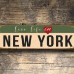 Love Life in NEW YORK Sign