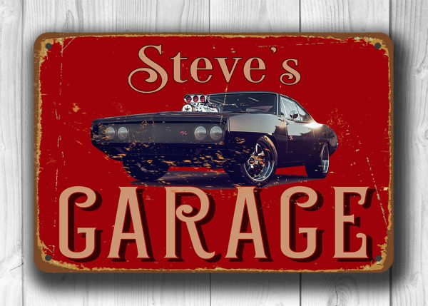 Garage Signs