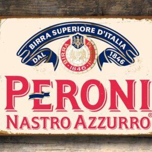 Peroni Sign