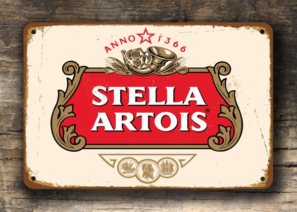 Stella Artois Sign