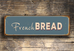 French Bread Sign