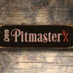 BBQ Pitmaster Sign 2
