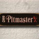 BBQ Pitmaster Sign 3