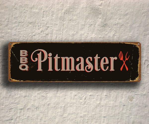 Pitmaster Sign