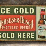 Budweiser Sign