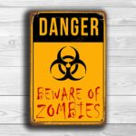 Zombie Signs
