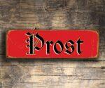Prost Sign