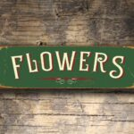 Flowers Sign 2
