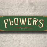 Flowers Sign 5