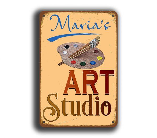 Art Studio Sign 2
