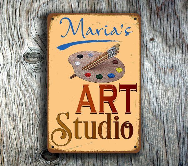 Art Studio Decor
