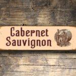 Cabernet Sauvignon Sign 1