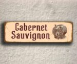 Cabernet Sauvignon Decor