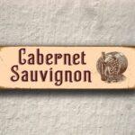 Cabernet Sauvignon Sign 2