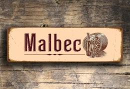 Malbec Sign