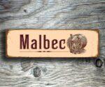 Malbec Wine Signs