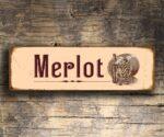 Merlot Sign
