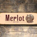 Merlot Sign 6