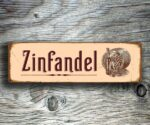 Zinfandel Vineyard Signs