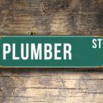 Plumbers Sign