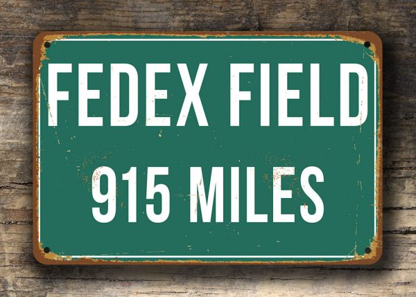 Fedex-Field-Distance-Sign-4